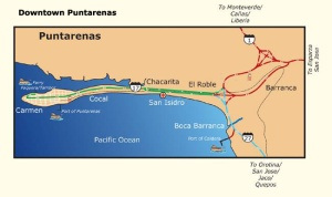 Puntarenas - From Internet