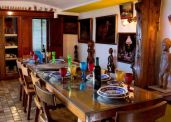 La Chascana Dining Room