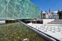 Museo de la Memoria - Frontal View