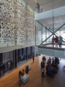 Museo de la Memoria - Interior View