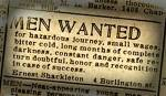 Shackleton Want Ad
