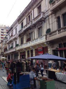 Sunday Market - Plaza Dorrego