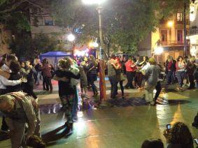 Tango Dancers - Plaza Dorrego