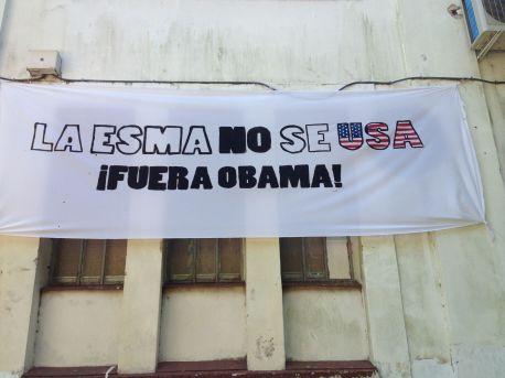 BA -Go Home Obama Banner
