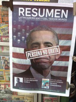 BA - Obama Newspaper Cover
