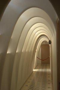 Casa Batlló - Parabolic Arches