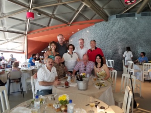 Feijoada Lunch - The Whole Group