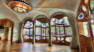 Gaudi House Front Room
