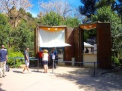 Park Guell Ticket Booth