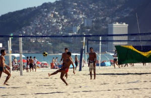 Rio Beach Volleyball