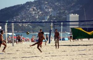Rio Beach Volleyball