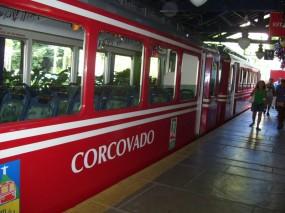 Trem de Corcovado