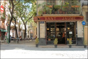 Cafe Sant Juame - Valencia