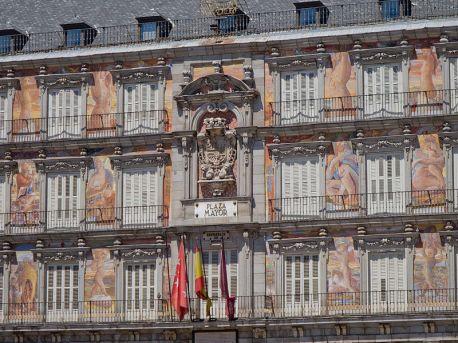 Casa de la Panadería Murals - Plaza Mayor de Madrid