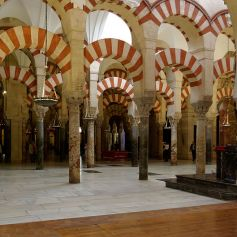 Cordoba Mosque - Interior