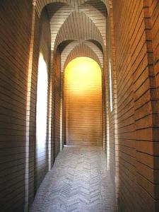 Giralda Tower Interior - Seville