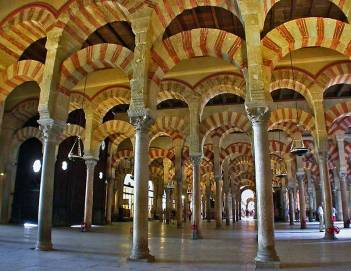 Great Mosque of Cordoba - Interior