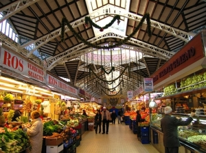 Marcado Central Valencia - Interior