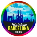 Rainbow Barcelona Gay Tours Logo