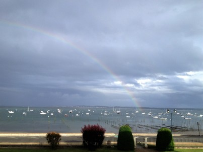 Rainbow - Cap Ferret