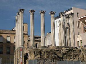 Roman Temple - Córdoba
