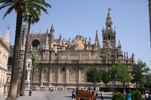 Sevilla Cathedral - Exterior