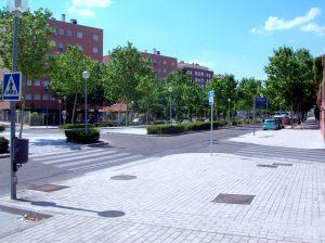 Tres Cantos - Main Street