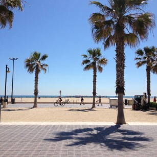 Valencia Beach 2