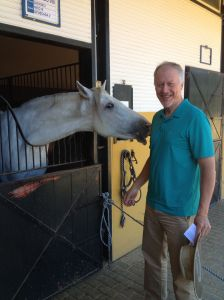 Brian & Andalusian Stud