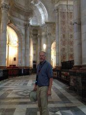 Brian - Cadiz Cathedral