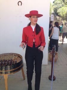 Tio Pepe Lady - Horse Show