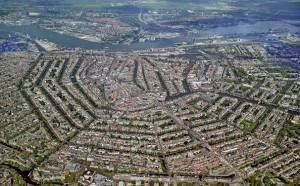 amsterdam-aerial-view