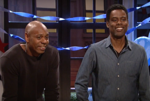 Dave Chappelle & Chris Rock - SNL