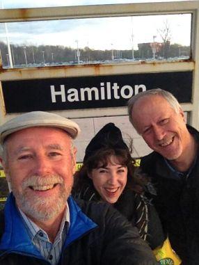 Frank - Naomi - Brian - Hamilton Station NJ