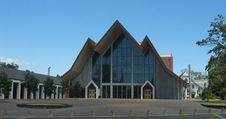 Holy Trinity Anglican Cathedral - Auckland
