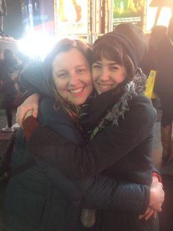 Naomi & Sarah - NYC