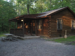 nockamixon-cabin