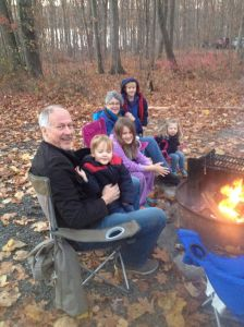 peggy-grandkids-with-brian-at-campground