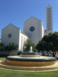 Modern Anglican Cathedral - Napier
