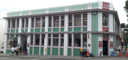 Napier - Art Deco Centre