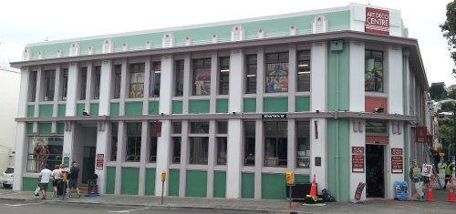 Napier - Art Deco Centre