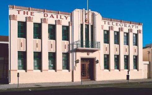 Napier - Daily Telegraph Building