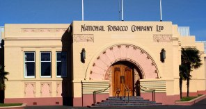 Napier - National Tabacco Building