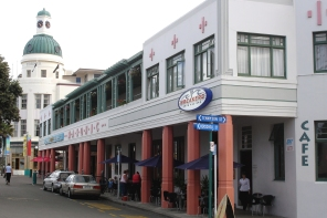 Napier - Street Scene