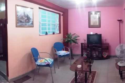 Cuba Front Room