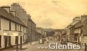 Glenties in the Old Days