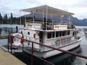 Perky's Floating Bar - Queenstown