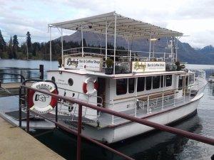 Perky's Floating Bar - Queenstown