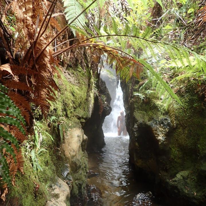 Rotota Hot Waterfall