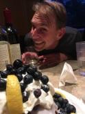 David loves cake